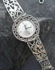 Sterling Silver Watches