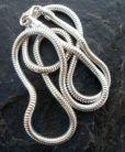 Italian Sterling Silver Flexible Snake Chain