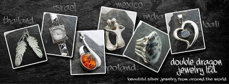 Sterling Silver Jewelry around the World