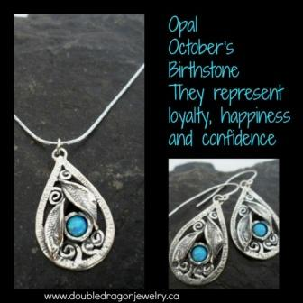 Opal~October's Birthstone
